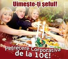 Petreceri corporative de la 10 Euro