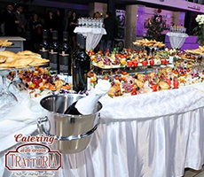 Succesul evenimentului dvs este asigurat de Trattoria della nonna Catering!